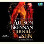 Carnal Sin, Allison Brennan
