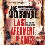 Last Argument of Kings, Joe Abercrombie
