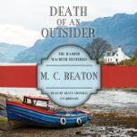 Death of an Outsider, M. C. Beaton