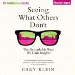 Seeing What Others Don't The Remarkable Ways We Gain Insights, Gary Klein
