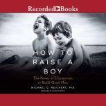 How to Raise a Boy The Power of Connection to Build Good Men, Michael C. Reichert