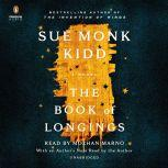 The Book of Longings A Novel, Sue Monk Kidd