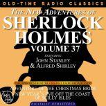 THE NEW ADVENTURES OF SHERLOCK HOLMES, VOLUME 37; EPISODE 1: THE ADVENTURE OF THE CHRISTMAS BRIDE??EPISODE 2: NEW YEAR'S EVE OFF THE COAST OF THE SCILLY ISLES, Dennis Green