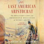 The Last American Aristocrat The Brilliant Life and Improbable Education of Henry Adams, David S. Brown