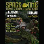 Space and Time Magazine Issue #134 Issue 134, Angela Yuriko Smith