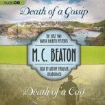 Death of a Gossip & Death of a Cad The First Two Hamish Macbeth Mysteries, M. C. Beaton