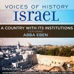 Voices of History Israel: A Country with Its Institutions, Shlomo Goren