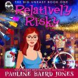 Dead Spaces The Big Uneasy 2, Pauline Baird Jones