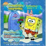 Spongebob Squarepants Collection: Books 1-4 #1: Tea at the Treedome; #2: Naughty Nautical Neighbors; #3: Hall Monitor; #4: The World's Greatest Valentine, Annie Auerbach