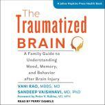 The Traumatized Brain A Family Guide to Understanding Mood, Memory, and Behavior after Brain Injury, MBBS Rao