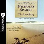 The Last Song - Booktrack Edition, Nicholas Sparks