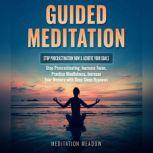 Guided Meditation - Stop Procrastination NOW & Achieve Your Goals Stop Procrastinating, Increase Focus, Practice Mindfulness, Increase Your Memory with Deep Sleep Hypnosis, Meditation Meadow