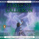 Furies of Calderon Book One of the Codex Alera, Jim Butcher