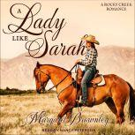 A Lady Like Sarah, Margaret Brownley