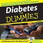 Diabetes For Dummies 3rd Edition, Alan Rubin