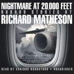 Nightmare at 20,000 Feet Horror Stories, Richard Matheson