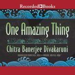 One Amazing Thing, Chitra Banerjee Divakaruni
