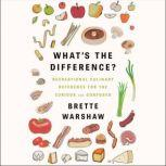 What's the Difference? Recreational Culinary Reference for the Curious and Confused, Brette Warshaw