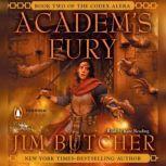 Academ's Fury Book Two of the Codex Alera, Jim Butcher