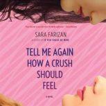 Tell Me Again How a Crush Should Feel, Sara Farizan