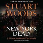 New York Dead, Stuart Woods
