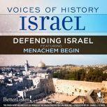 Voices of History Israel: Defending Israel, Rahel Yanit Ben-Zvi