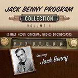 The Jack Benny Program, Collection 1, Black Eye Entertainment