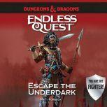 Dungeons & Dragons: Escape the Underdark An Endless Quest Book, Matt Forbeck
