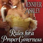 Rules for a Proper Governess, Jennifer Ashley