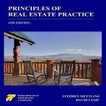 Principles of Real Estate Practice 6th Edition, Stephen Mettling