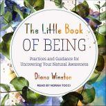 The Little Book of Being Practices and Guidance for Uncovering Your Natural Awareness, Diana Winston