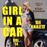 Girl in a Car Vol. 14 The ANALyst, Jennifer Grey