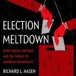 Election Meltdown Dirty Tricks, Distrust, and the Threat to American Democracy, Richard L. Hasen