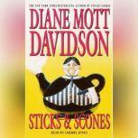 Sticks and Scones, Diane Mott Davidson