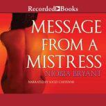 Message from a Mistress, Niobia Bryant