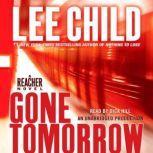Gone Tomorrow A Jack Reacher Novel, Lee Child