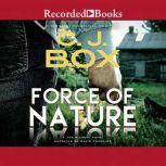 Force of Nature, C. J. Box