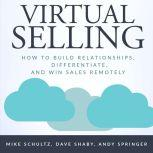 Virtual Selling How to Build Relationships, Differentiate, and Win Sales Remotely, Mike Schultz