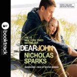 Dear John - Booktrack Edition, Nicholas Sparks