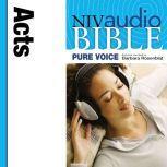 A NIVudio Bible, Pure Voice: Actsudio Download (Narrated by Barbara Rosenblat), Barbara Rosenblat