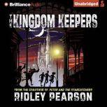 The Kingdom Keepers Disney after Dark, Ridley Pearson