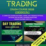 Trading Crash Course 2020 2 Books In 1, Michael Cooper