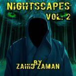 Nightscapes vol:2 2 Tales of Supernatural Terror, Zahid Zaman