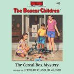 The Cereal Box Mystery, Gertrude Chandler Warner