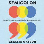 Semicolon The Past, Present, and Future of a Misunderstood Mark, Cecelia Watson