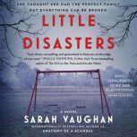 Little Disasters A Novel, Sarah Vaughan