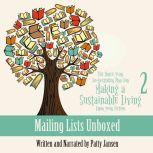 Mailing Lists Unboxed, Patty Jansen