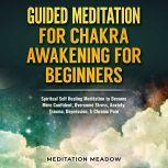 Guided Meditation for Chakra Awakening for Beginners Spiritual Self Healing Meditation to Become More Confident, Overcome Stress, Anxiety, Trauma, Depression, & Chronic Pain, Meditation Meadow