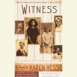 Witness, Karen Hesse
