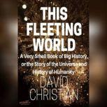 This Fleeting World A Very Small Book of Big History: The Story of the Universe and History of Humanity, David Christian